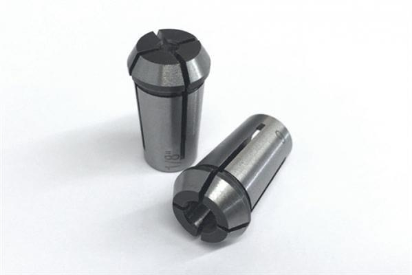 Collet for STEPCRAFT MM-1000 and KRESS milling motor 6,35 mm